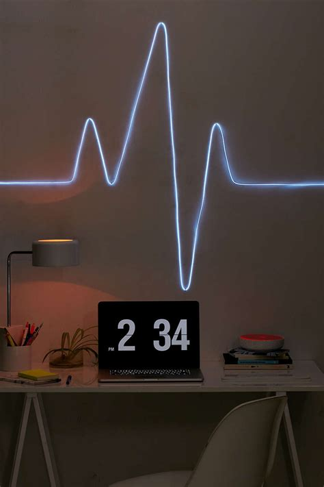 neon lights home decor daring home decor neon lights for every room