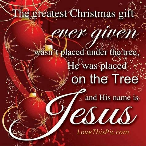 jesus is the greatest christmas gift pictures photos and
