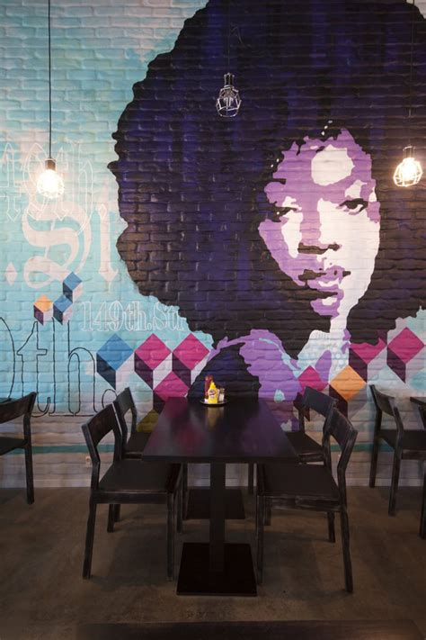 contemporary wall mural 9 awesome wall murals that make a statement contemporist