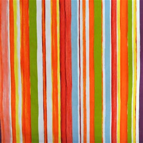bright orange curtains uk colourwash orange bright colourwash stripe design in