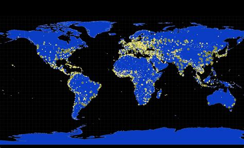 earth light map earth light map 28 images day 75 light pollution ths