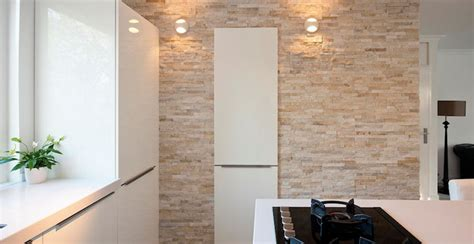 kitchen paneling wall panels modern kitchen amsterdam by barroco