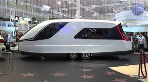 fremtidens cingvogn fra knaus caravisio caravan salon