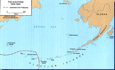 aleutian islands map hyperwar the u s army caigns of world war ii aleutian islands