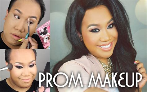 transformation tuesdays natural hair bride youtube prom makeup tutorial patrickstarrr youtube