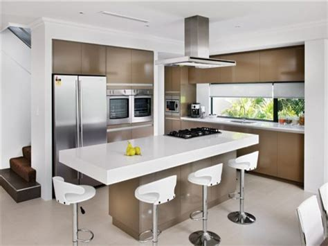 island kitchens designs modern island kitchen design using marble kitchen photo