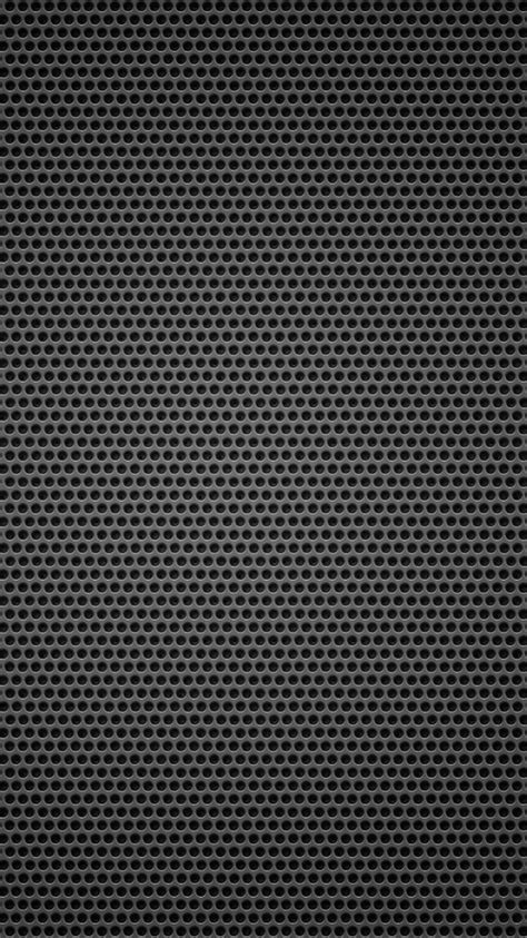 black background metal hole small iphone  wallpaper