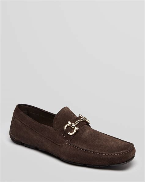 ferragamo loafers ferragamo parigi suede loafers bloomingdales exclusive in