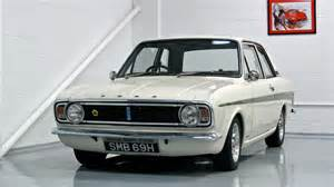 Ford Lotus Cortina Mk2 For Sale 1969 Ford Lotus Cortina Mk Ii Silverstone Auctions
