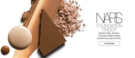 foundation color foundation finder nars cosmetics