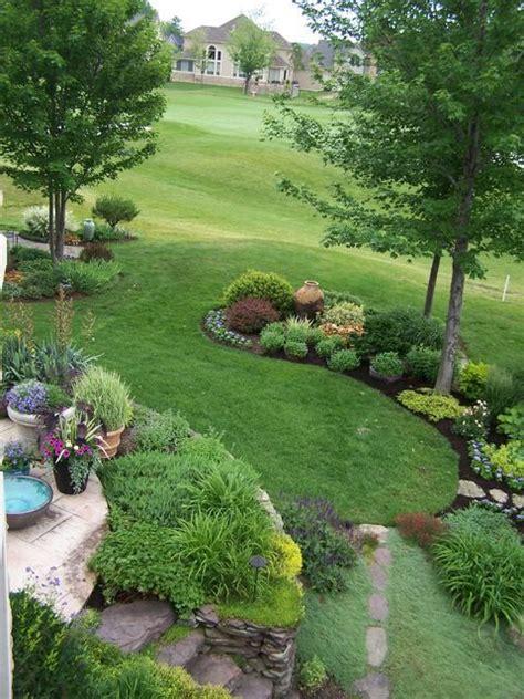 golf course garden gardening