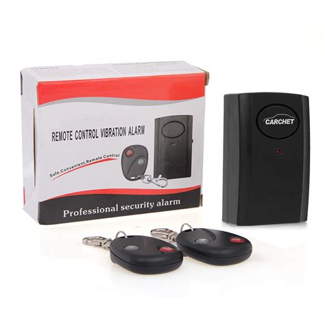 Alarm Universal carchet universal motorcycle bike alarm clock wireless