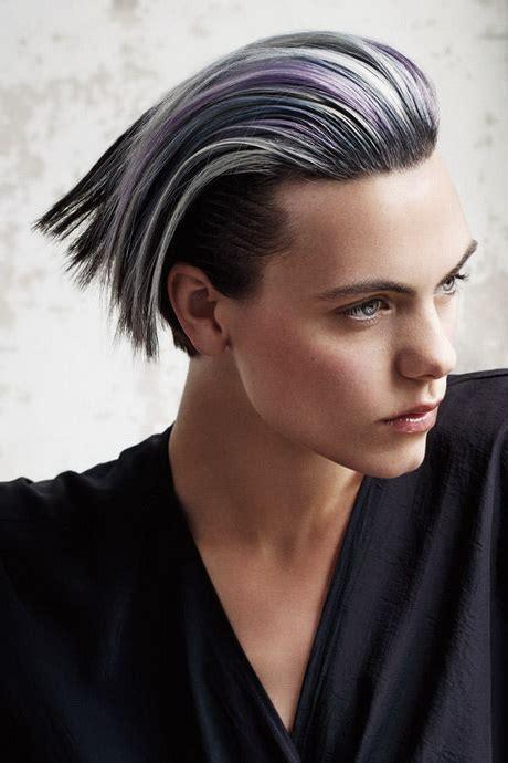 kurzhaarschnitt graue haare
