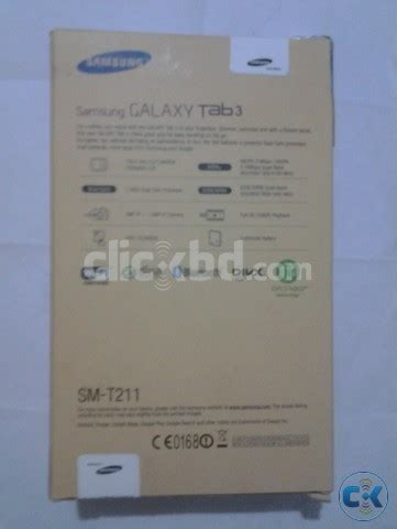 Samsung Tab 3 Model Sm T211 brand new samsung galaxy tab 3 7 0 sm t211 clickbd