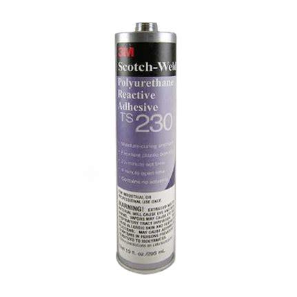 3m scotch weld ts230 polyurethane reactive adhesive off