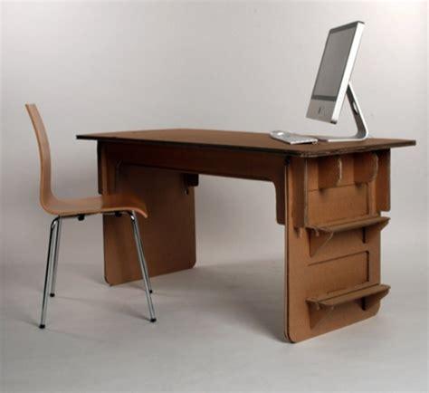 Schreibtisch Aus Pappe m 246 bel aus pappe 75 originelle vorschl 228 ge