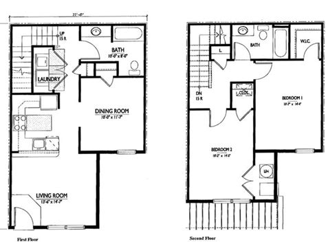 narrow land house plans house plans for small land home design and style