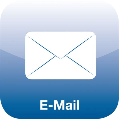 email or e mail icon e mail