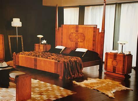 art deco bedroom set infinity art deco 6 pc queen bedroom set