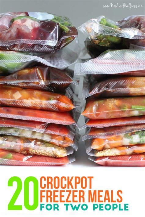 printable crockpot recipes free 20 crockpot freezer meals for two people printable