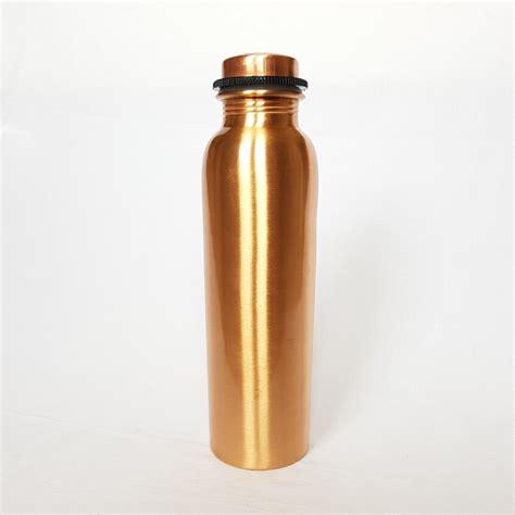 100 Copper Bottle by Copper Water Bottle India 100 Copper Water Bottle