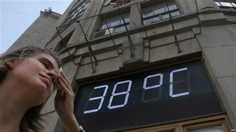 moscow temperature bbc news in pictures russia fires