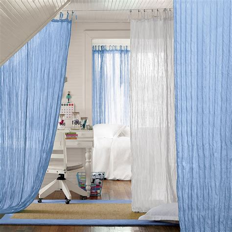 blue gray modern bedroom
