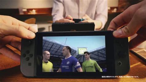 Kaset Switch Fifa 18 nintendo switch pub jp fifa 18