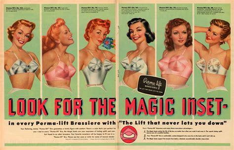 vintage bra commercials for the love of bullet bras va voom vintage vintage