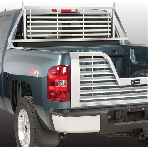 Chevy Headache Rack by 2007 2015 Chevy Silverado Husky Liners Contractor Headache