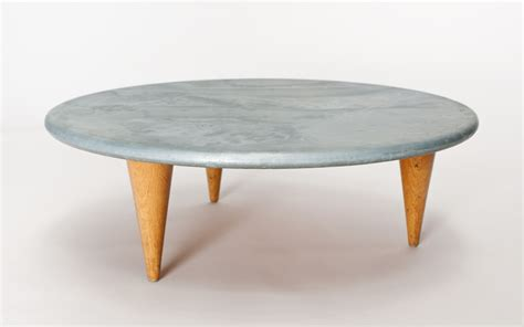 Zinc Top Coffee Table Terence Conran Zinc Top Coffee The Ross Morrison Collection Object Antiques Reporter
