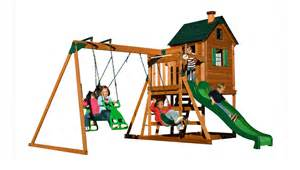 backyard discovery winchester playhouse backyard discovery swing set playset playhouse dog