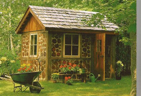 Backyard Shed Pictures by Gardenshed