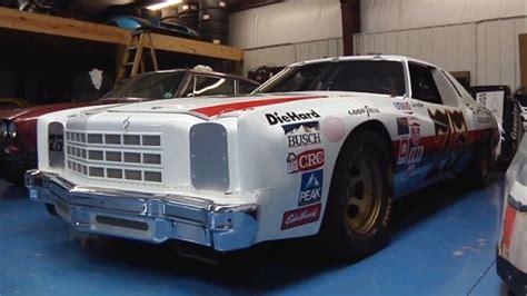 Garage Tours by Garage Tours Web Series Visits Classic Nascar Restoration