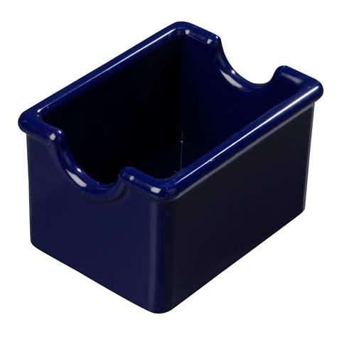 Acrylic Sugar Caddy 8 7 Cm carlisle 455060 sugar caddy w 20 packet capacity plastic cobalt blue