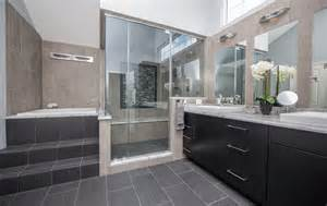 corner soaking tub with shower in inspiring integrated