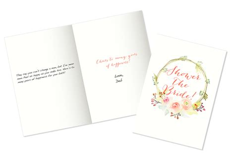 Wedding Wishes What To Say by Bridal Shower Wishes What To Write In A Bridal Shower Card