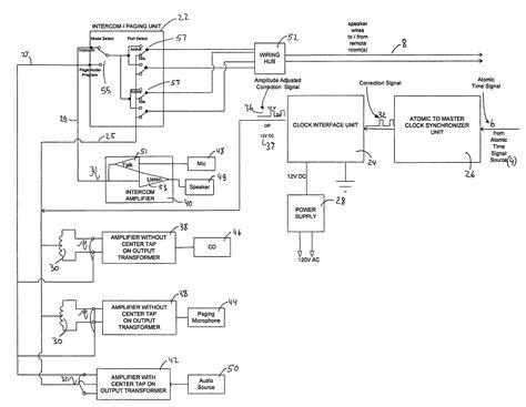 rauland call wiring diagram jeron call wiring