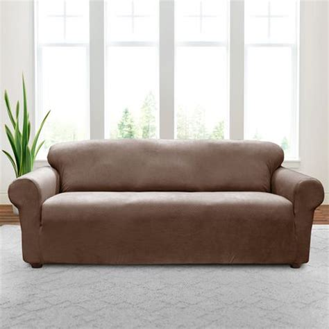 Sectional Slipcovers Walmart by Sure Fit Annex Stretch Sofa Slipcover Walmart Canada