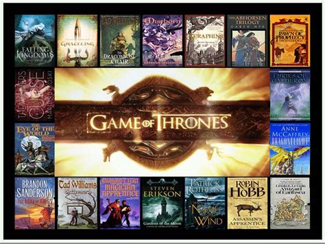 series similar to game of thrones the best books to read for fans of games of thrones book