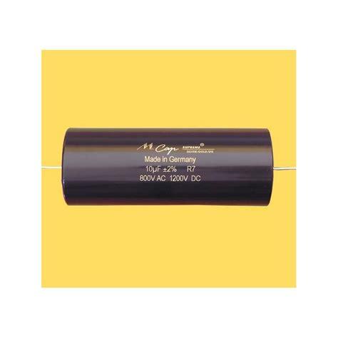 mundorf capacitors silver capacitor mkp mundorf mcap supreme silver gold 1000 vdc 8 2 uf fidelity components shop