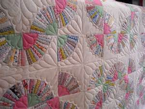 Fan Quilt Patterns by Longarm Quilting Prairie Moon Quilts