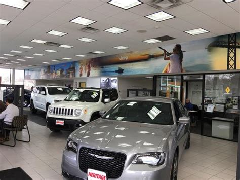 Jeep Dealers In Md Heritage Chrysler Dodge Jeep Ram Volkswagen Parkville Car