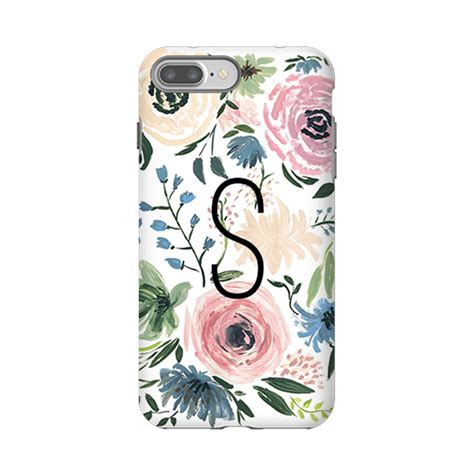 Casing Samsung S8 Clean Bandit 6 T Custom soft floral phone plum collective