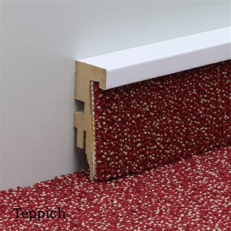 teppiche universal universal sockelleiste nt7 f 252 r teppich vinyl in hellgrau