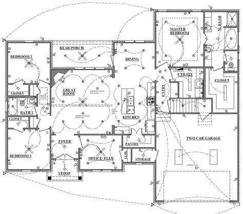 electrical floor plans new build electrical plan floor alternatives fireplace