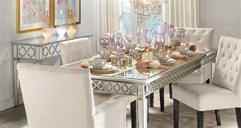 z gallerie borghese dining table stylish home decor chic furniture at affordable prices