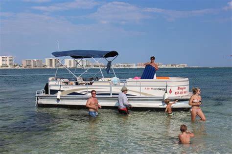 boogies glass bottom boat destin fl glass bottom boat picture of boogies watersports destin