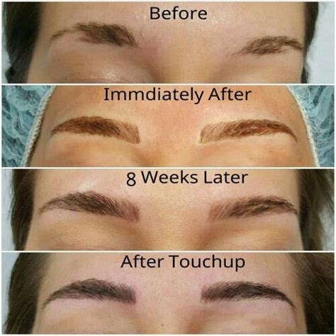 Tattoo Eyebrows Vs Microblading | best 25 eyebrow feathering ideas on pinterest feather