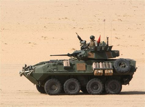 Automatic Night Light Lav 25 8x8 Light Armoured Vehicle Technical Data Sheet